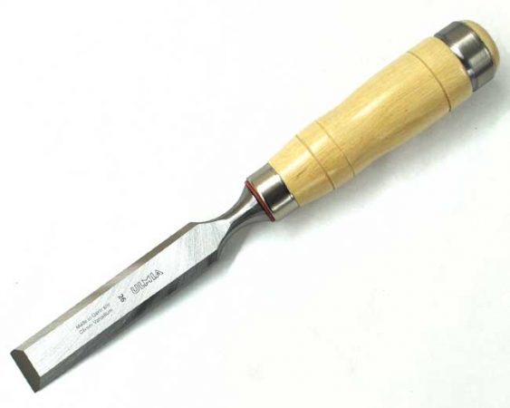 "Ulmia 26mm (1"") Heavy-Duty Carpenter's Chisel"