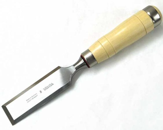 "Ulmia 40mm (1 1/2"") Heavy-Duty Carpenter's Chisel"