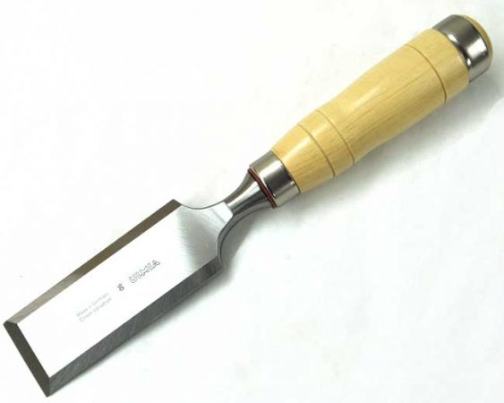 "Ulmia 50mm (2"") Heavy-Duty Carpenter's Chisel"