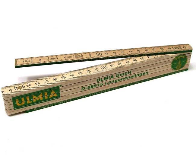 Ulmia Metric Folding Rule