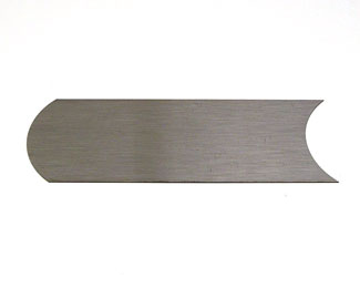 Hollow Edge Scraper