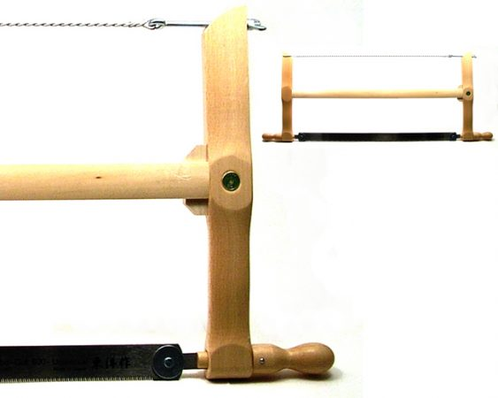 Ulmia 700mm Frame Saw with Japanese Blade
